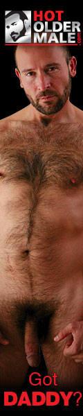 Hairy mature men nude
